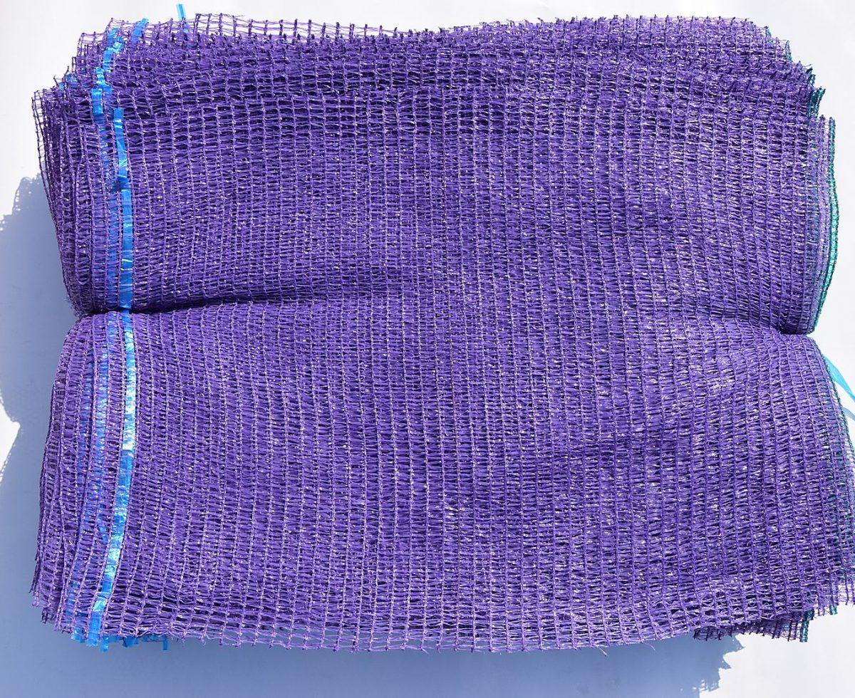 15 kg violetter Sack