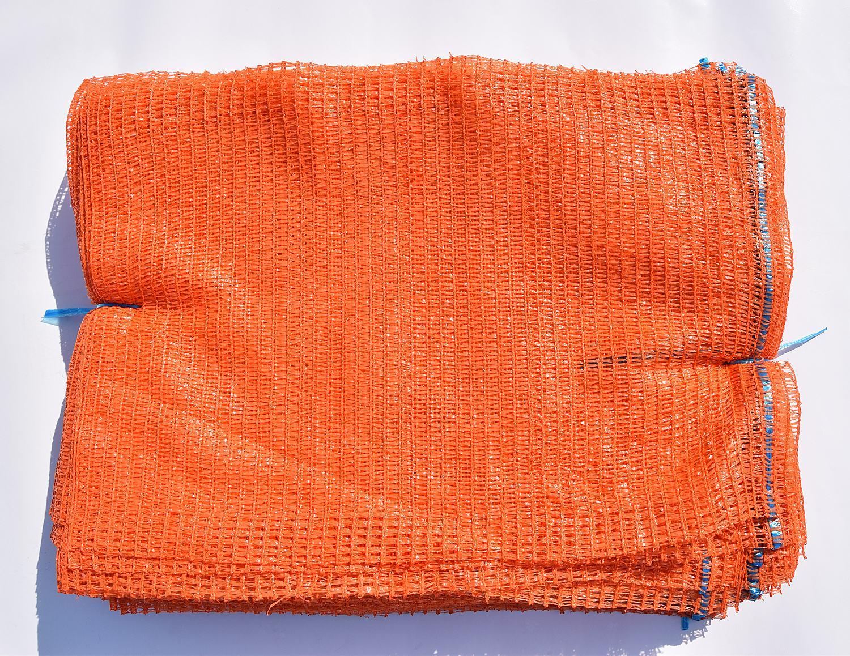 10 kg orangener Sack