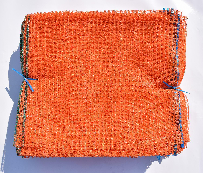 5 kg orangener Sack